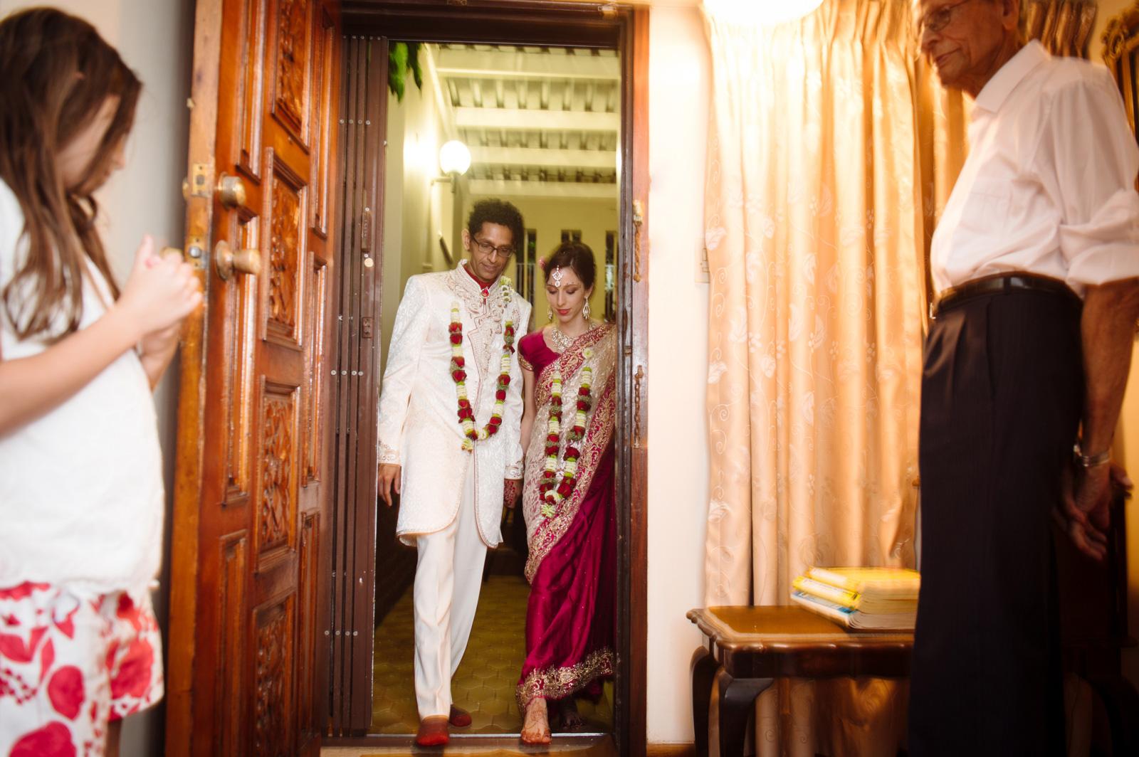 Hindu wedding prayer