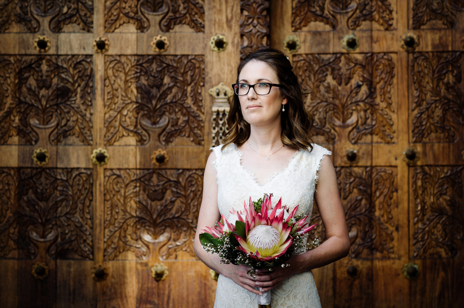 ornate bride
