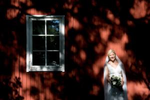 Swedish bride