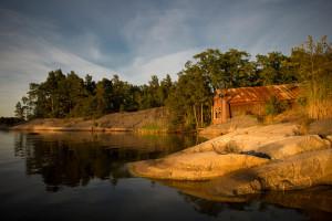 Finnhamn Island