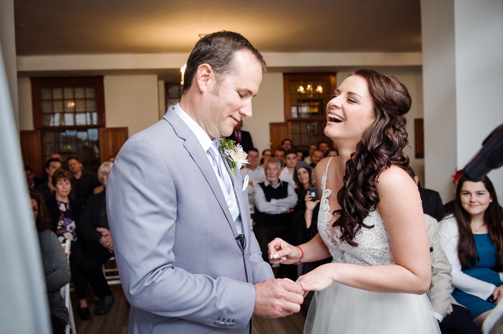 laughing ring exchange