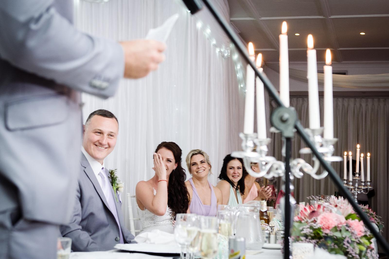 emotional bride speeches
