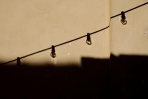 lightbulb shadow