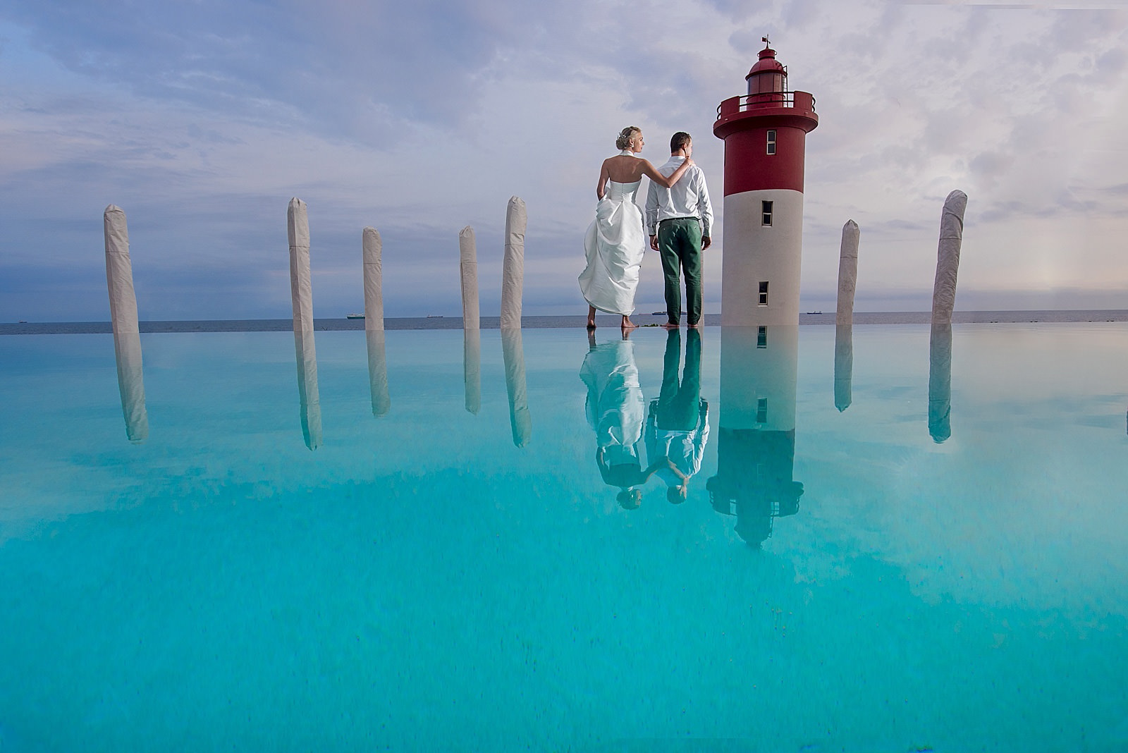 Luxury wedding at the Oysterbox hotel, photographed by Jacki Bruniquel