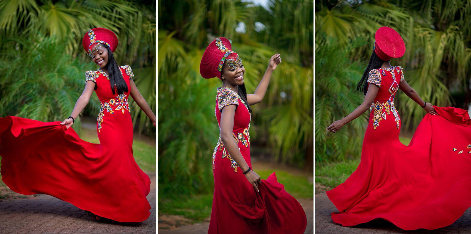 Umhlanga Zulu Traditional Wedding Shot By Jacki Bruniquel