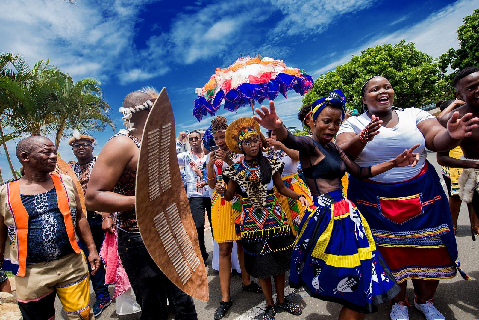 10 Beautiful African Wedding Dresses | African fashion
