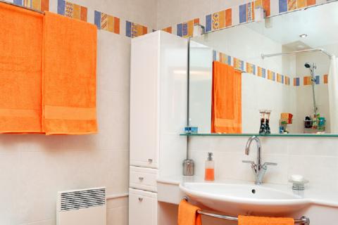 5 dicas para decorar um banheiro pequeno
