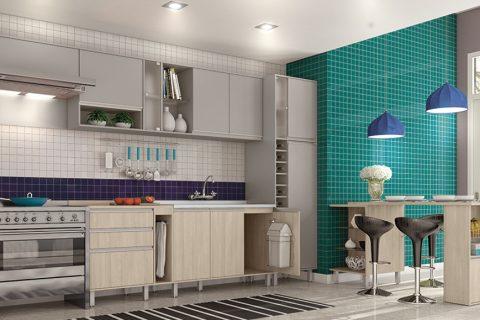 5 dicas para decorar e mobiliar a sua cozinha