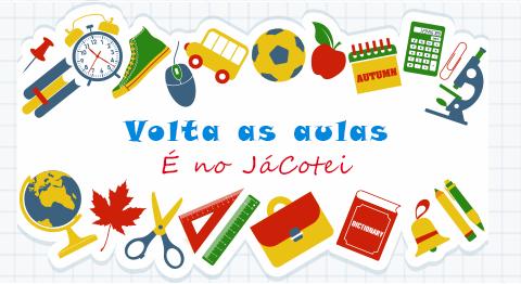 Economize na Volta às Aulas com o JáCotei
