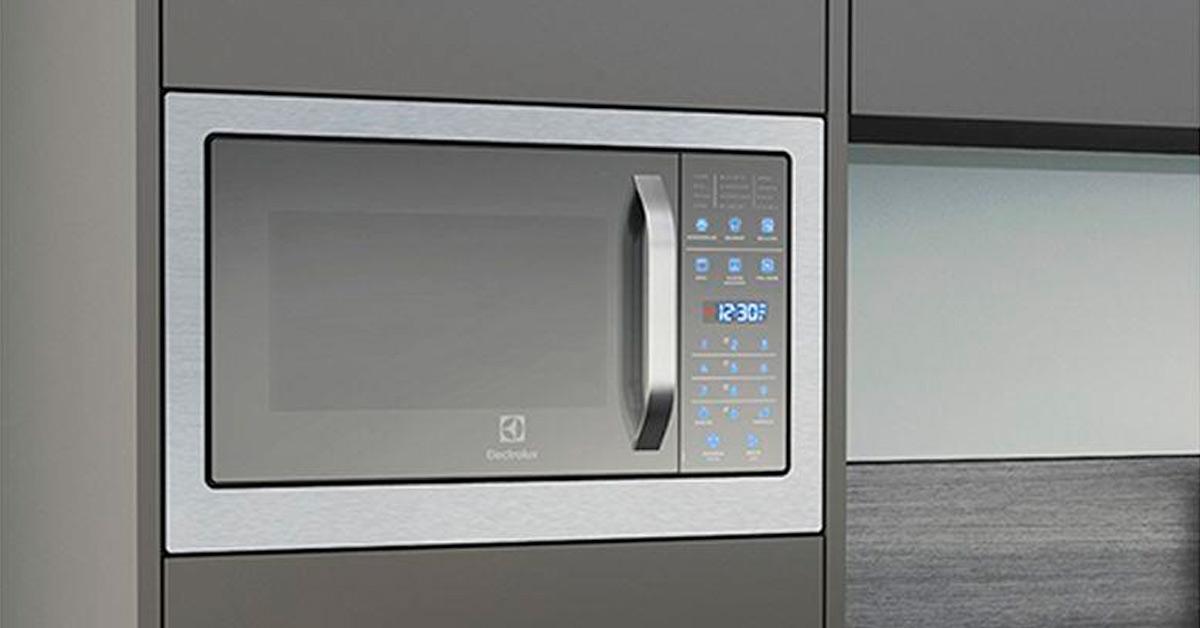 e210a05f1 Micro-ondas de embutir  6 modelos incríveis para a sua cozinha
