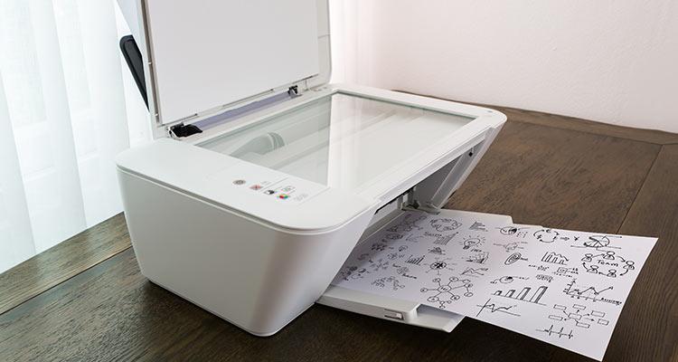 escolher uma impressora multifuncional