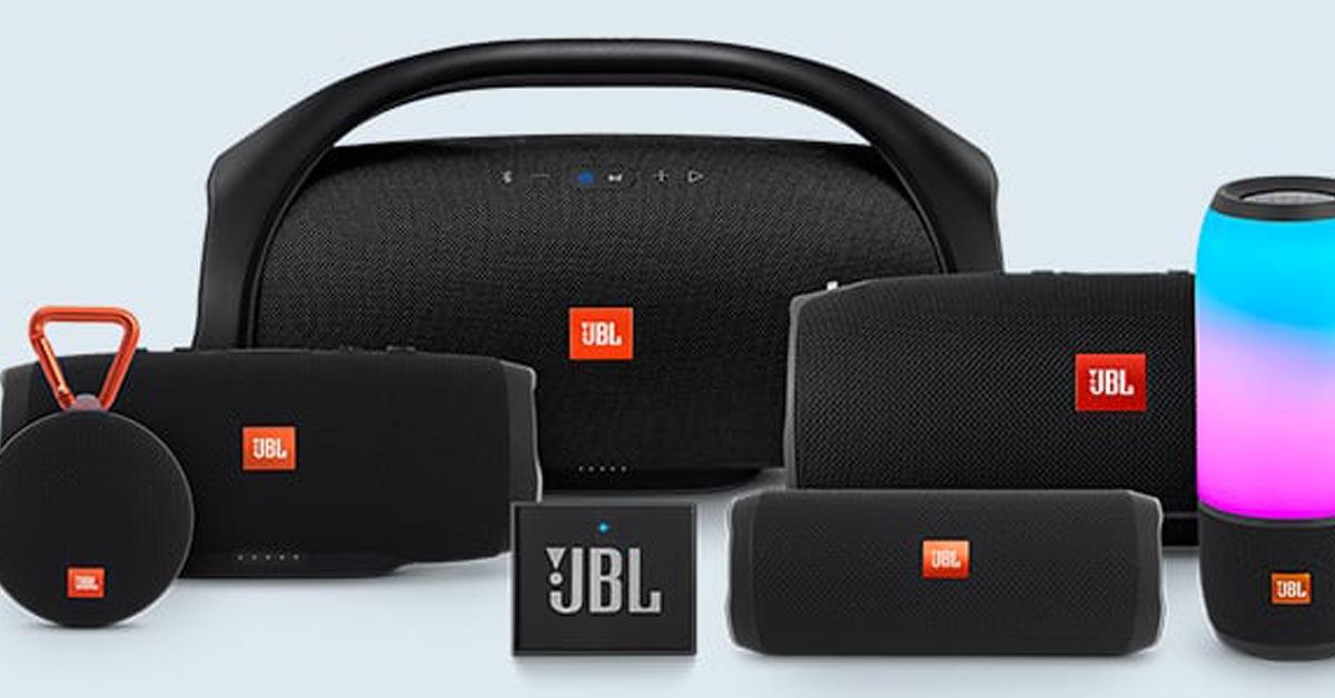 Guia da Caixa de som JBL: qual modelo combina mais com você