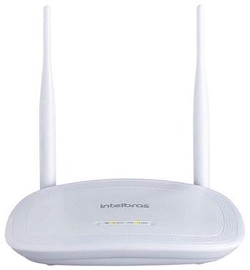 Roteador Wi-fi Intelbras IWR 3000N