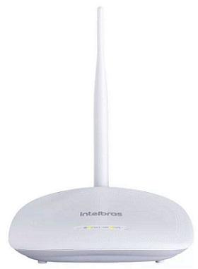 Roteador Wi-fi Intelbras IWR 1000N