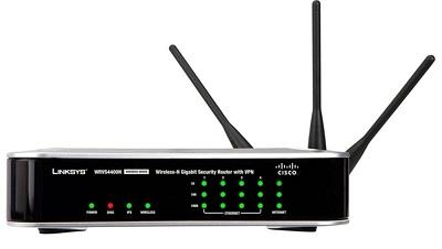 Roteador Wi-fi Linksys WRVS4400N