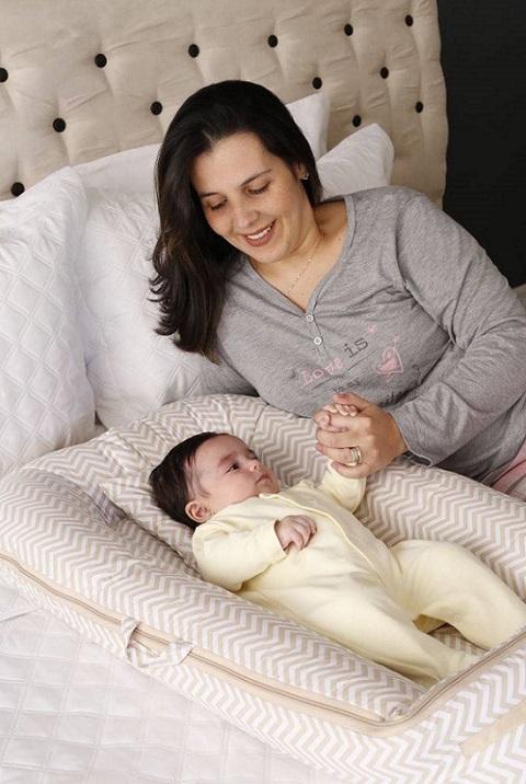 Berço portátil para bebê