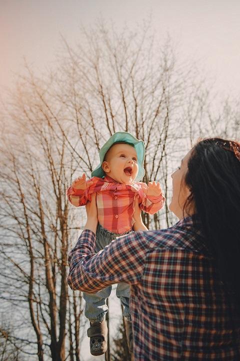 Chapéu para bebê