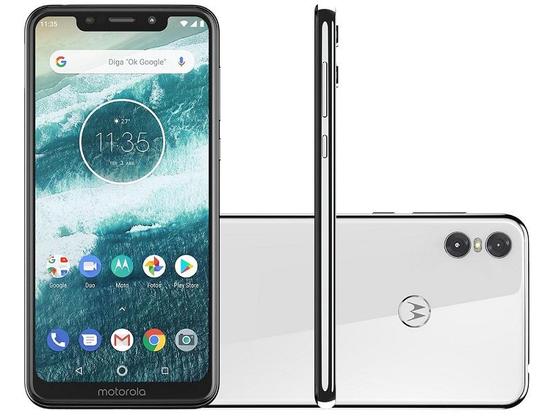 smartphone Motorola One branco
