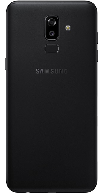 traseira do Galaxy J8