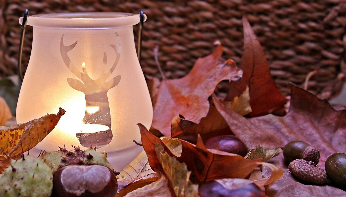 Velas outono