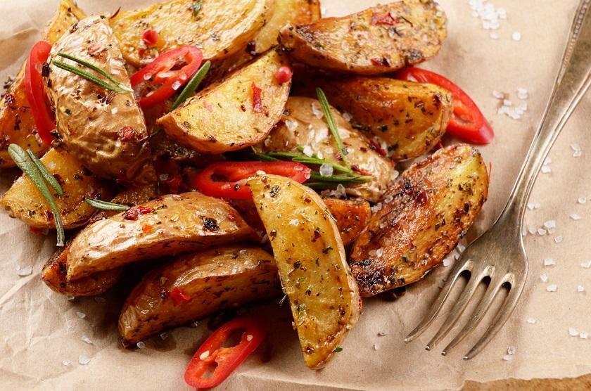 Receitas Airfryer batata