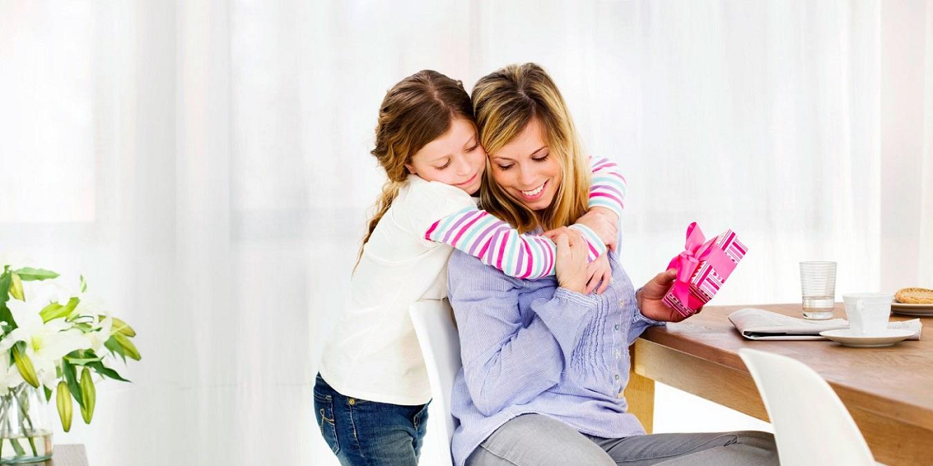 Presente mãe e filha