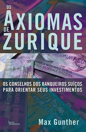 Livro Os Axiomas de Zurique