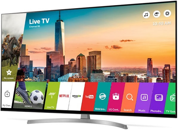 Smart TV LG 55B8SSC