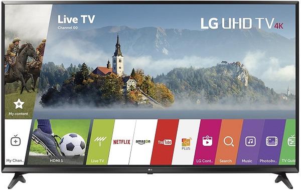 Smart TV LG 55UJ6300