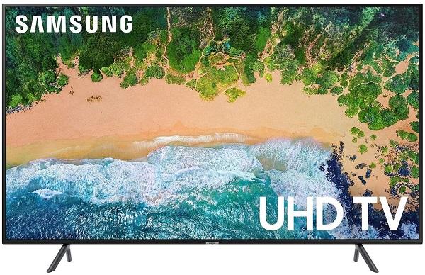 """Smart TV LED 50"""" Samsung 4K 50NU7100"""