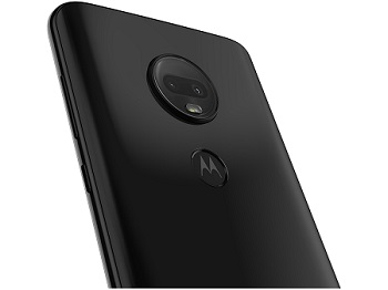 Moto G7 câmera