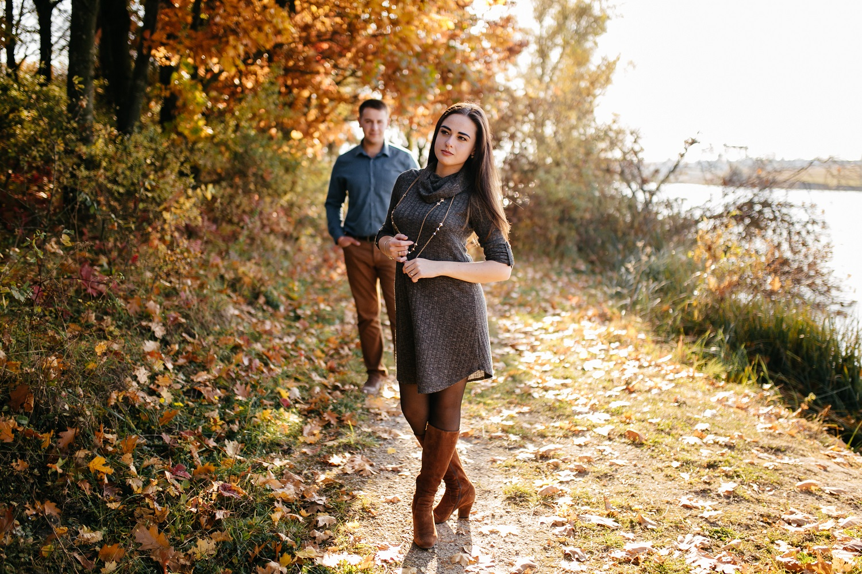 presente namorados casal outono