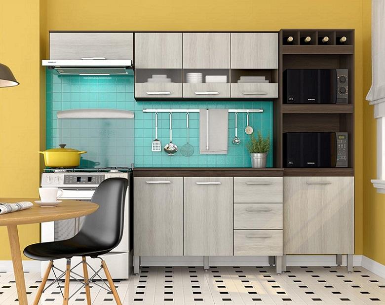 balcão para cozinha moderna