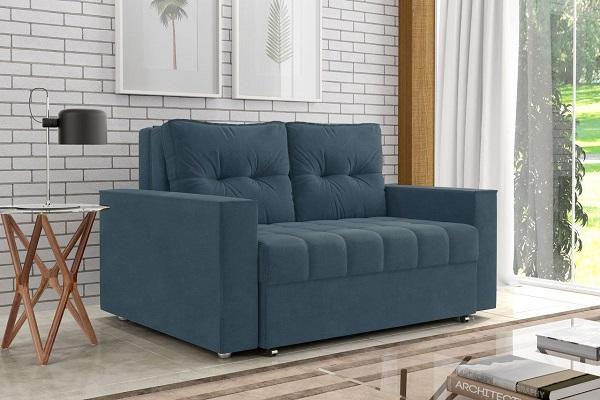 sofá-cama sala