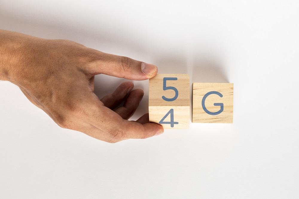 radiação da internet 5G