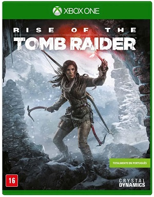 jogos para Xbox One Rise of the Tomb Raider