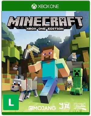 jogos para Xbox One Minecraft