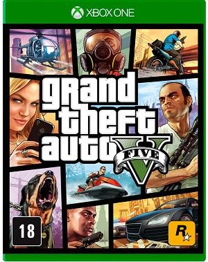 jogos para Xbox One Grand Theft Auto V