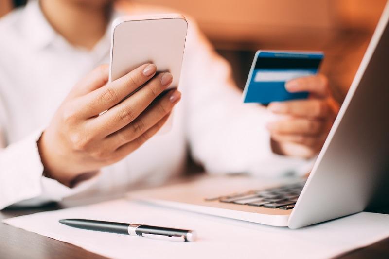 cartão de crédito compra recusada