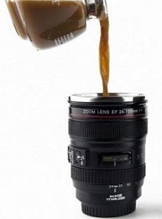caneca câmera fotográfica