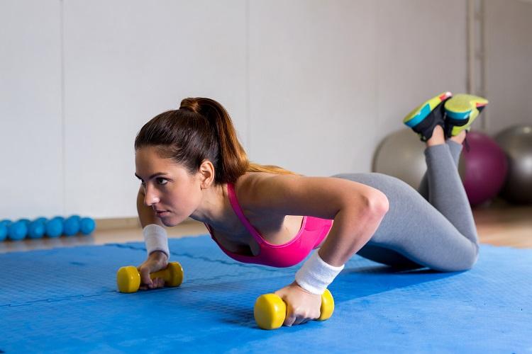 equipamento de ginástica