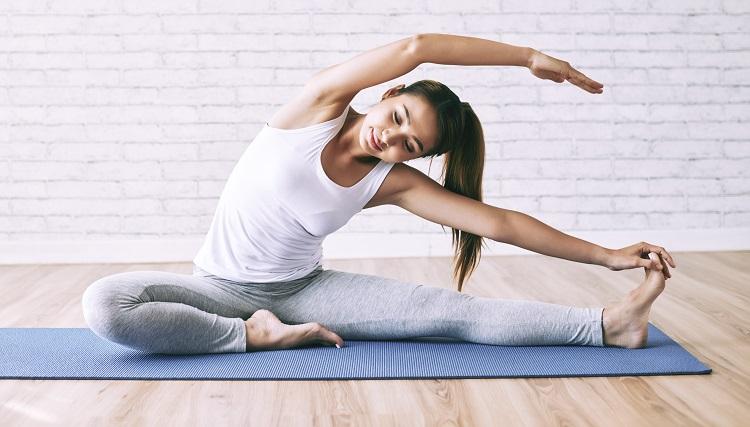 alongamento exercícios