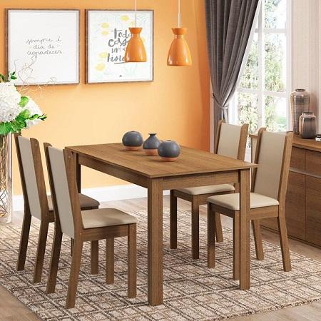 sala mesa de jantar