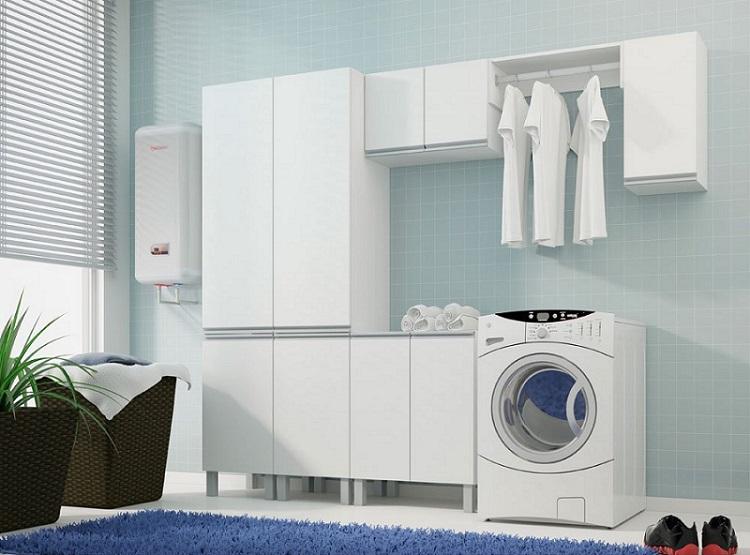móveis para lavanderia