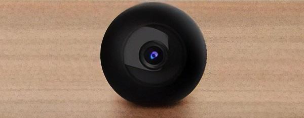 câmera de segurança pinhole