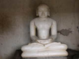 Vindhyagiri - Chandaprabhu - Right side of Bahubali Pratima