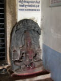 ChandraGiri - Mandir#6 Yakshi Kushmandini Yakshini at Right Side
