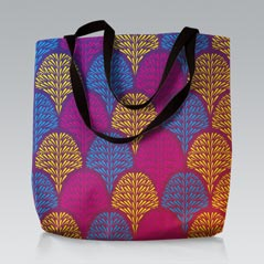 Dye Sublimated Tote Bags