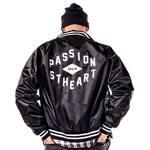 Satin Baseball Jacket Custom | Outdoor Jacket
