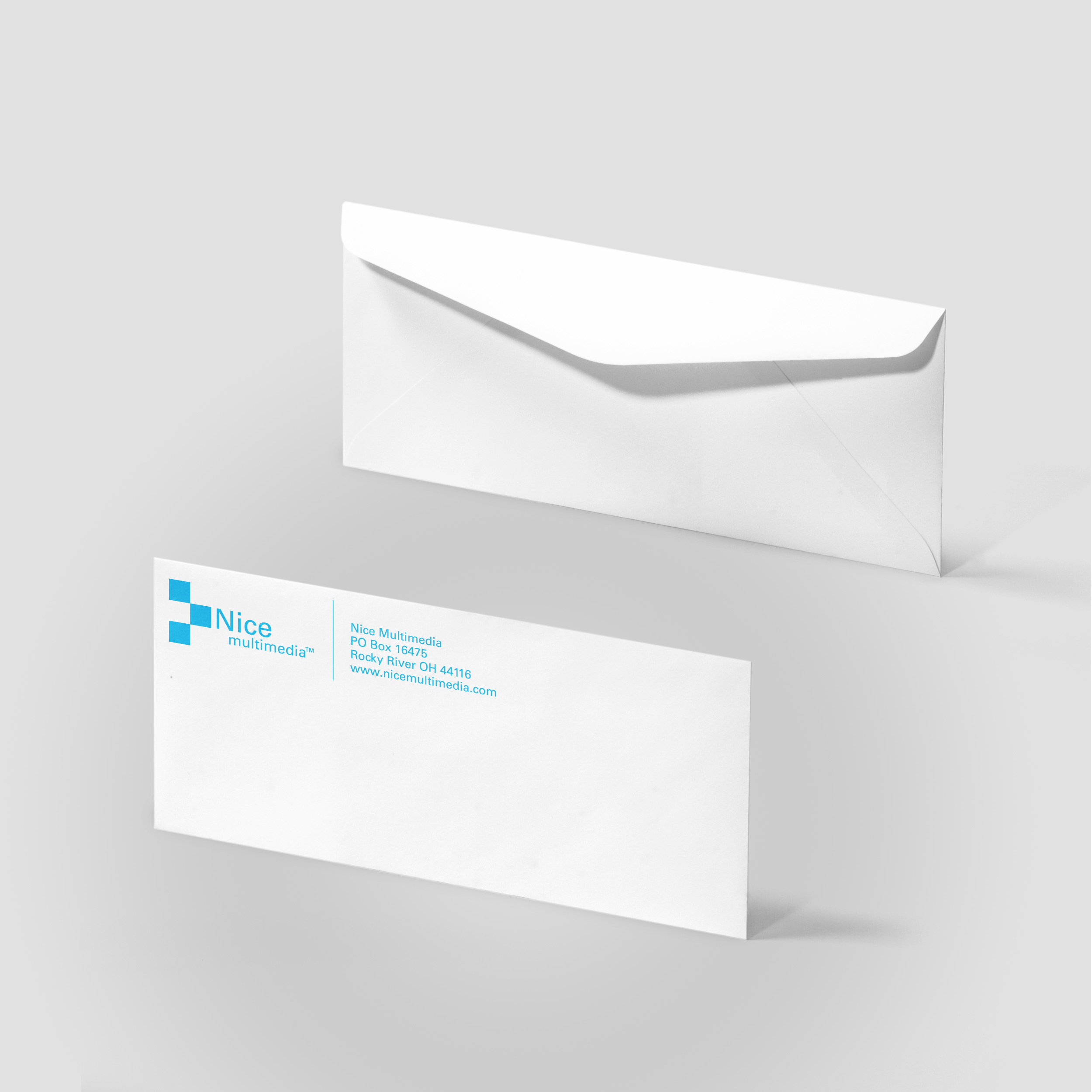 Custom envelopes business envelopes jakprints inc for Standard window envelope template